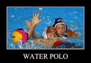 Women Water Polo Posters