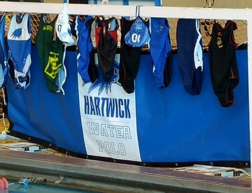 Human Cost Of Eliminating Women's Water Polo; Hartwick Senior McKenty Speaks Out