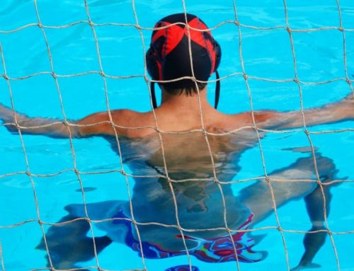 WATER POLO GOALIES CAN LEARN FROM THE BEST HOCKEY GOALIES IN THE WORLD