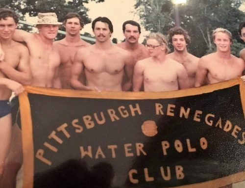 Miguel Rivera and the Fantastic, Unbelievable and True Story of Pitt Water Polo and Puerto Rico