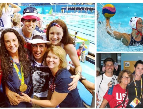 Carlos Steffens, Travelin' Water Polo Man: From San Juan to Cal-Berkeley to the Olympics