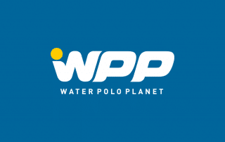 water polo planet blue
